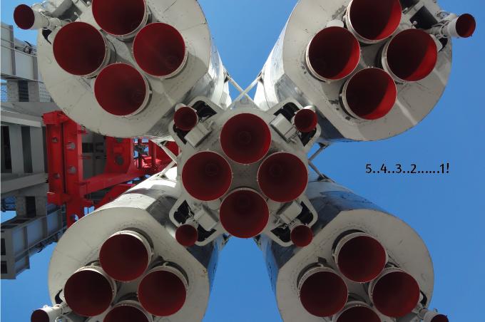 VVT's-rocket